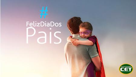 O homem que é pai sabe que esse é o maior privilegio da sua vida. Feliz dia dos pais.  #Tododiaédia